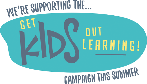 We're supporting the kids!
